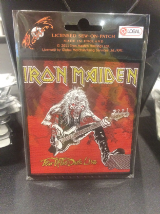 Iron Maiden Patch 5